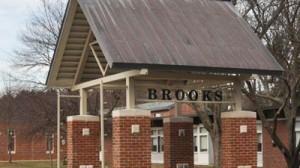 brooks entrance